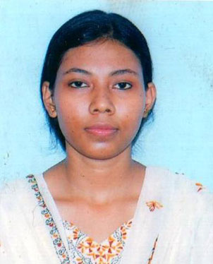 Salma Dey  Contractual Staff of Sister Nibedita Government General Degree College for Girls Ma