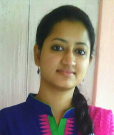 Debdatta Chakraborty (Roy), Computer Science teacher of Sister Nibedita Government General Degree College for Girls