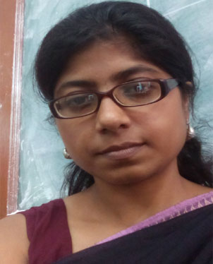 Sohini Roy Geology teacher of Sister Nibedita Government General Degree College for Girls Ma